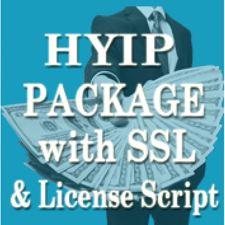 HYIP Gold Package