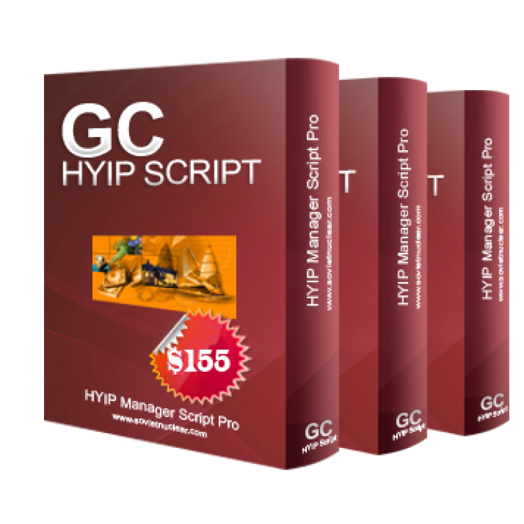 GOLD CODERS HYIP License Script
